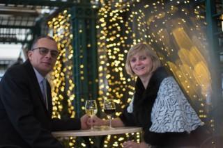 Катя и Марсело - Сребърна сватба